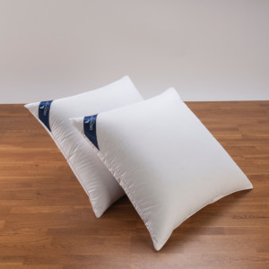 Lot de 2 Oreillers 10% Duvet  - MEDIUM