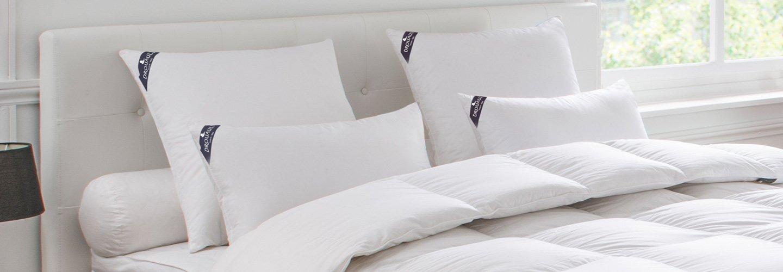 drouault am liorez la qualit de votre sommeil avec un oreiller en plumes lp drouault. Black Bedroom Furniture Sets. Home Design Ideas